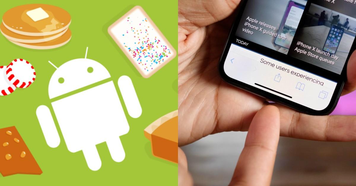 干掉虚拟导航键!Google打算推出类似iPhone X上滑手势导航功能!