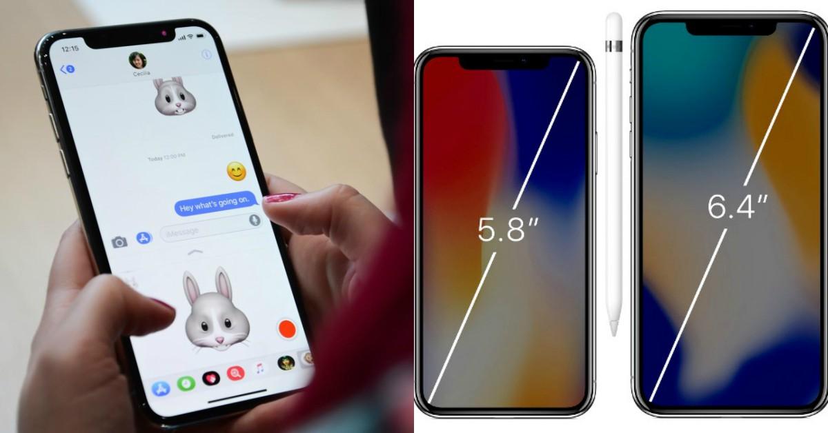 LG无法达到Apple OLED屏幕的需求?今年新iPhone X或许还需要依靠Samsung!