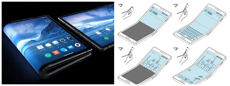 Samsung折叠手机Galaxy F曝光!最大512GB存储量+支持双卡!