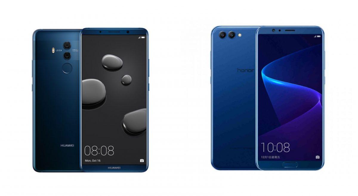 Huawei Mate 10 Pro和honor V10获得Android 9.0更新!GPU Turbo升级至2.0!