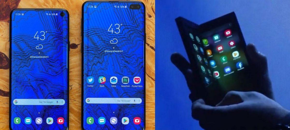 Samsung Galaxy F内置双电池,合共6200mAh!Galaxy S10 5G版本内置5000mAh!
