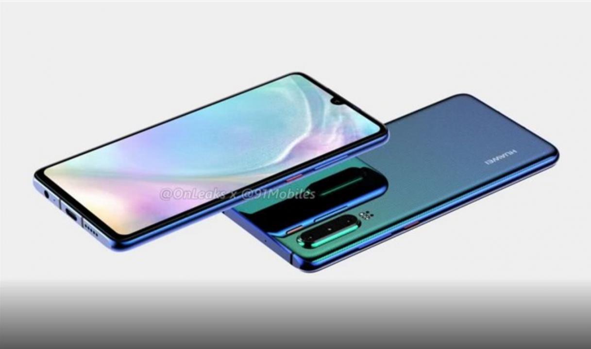 Huawei P30系列消息再次曝光:支持40w超级快充+潜望式摄像头?