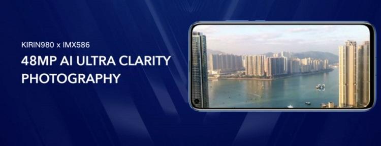 Honor V20手机标配960FPS超级慢动作!