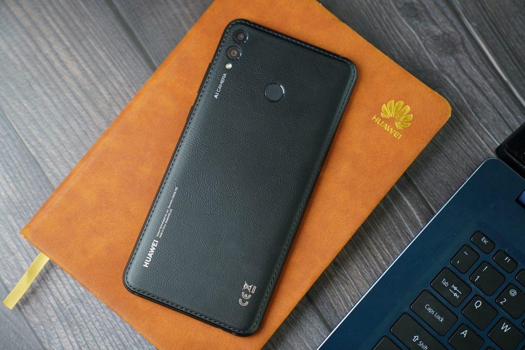 高尚沉稳的商业风仿皮革——Huawei Y Max的一日体验!7寸大屏 + 5000mAh 才 RM1299有什么好玩?