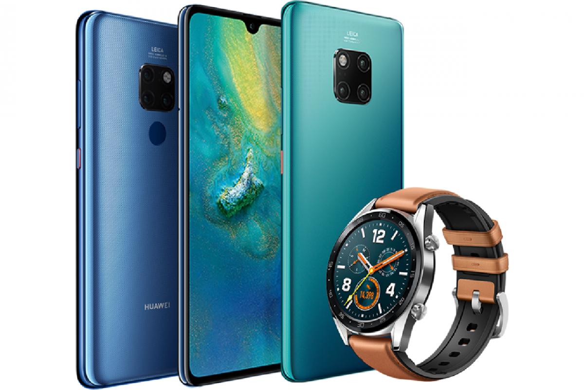 Huawei Mate 20新细节曝光: 5X光学变焦 + 40W快充!欧洲售价从约RM3354起?
