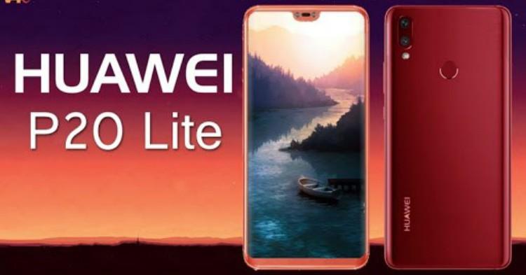 Huawei P20 Lite真机上手视频泄露:机身圆润,单手操作没问题!