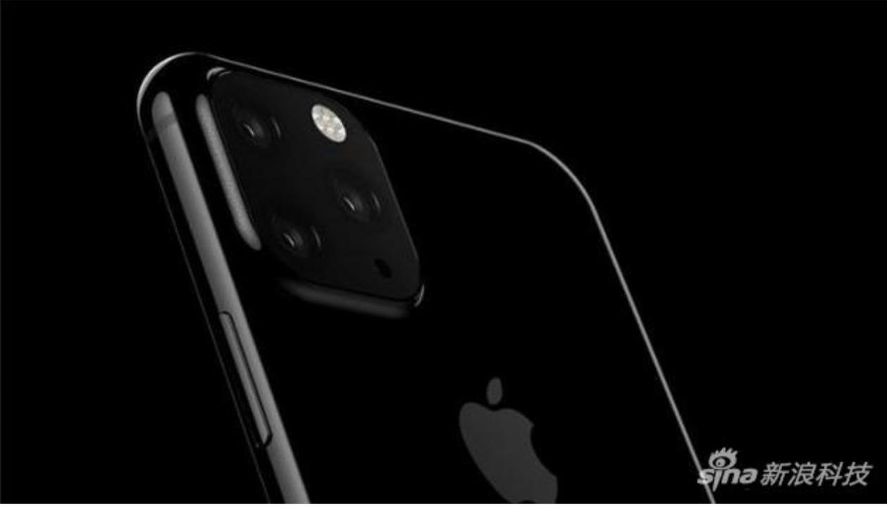 iPhone XI渲染图曝光:三攝像头且采用深度传感器?