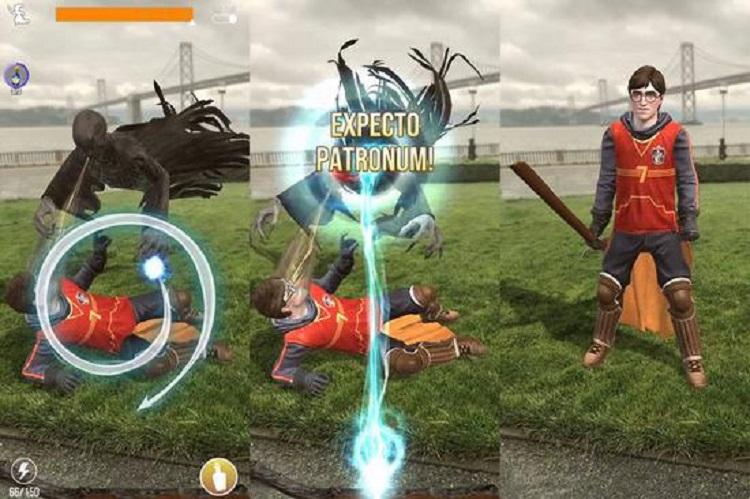 Pokemon  GO的制作团队打造的新AR游戏!Harry Potter GO 就要来了!