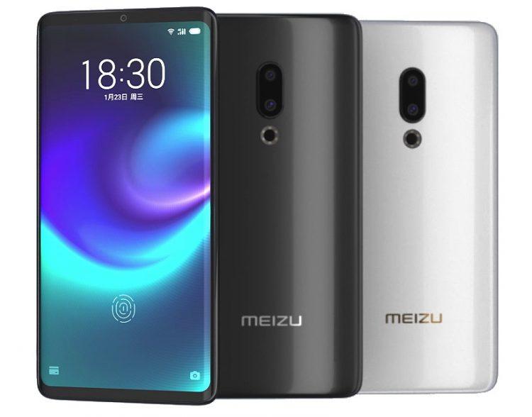 无孔手机Meizu zero配置公布!5.99寸柔性OLED屏+Snapdragon 845!居然连充电孔也没有?