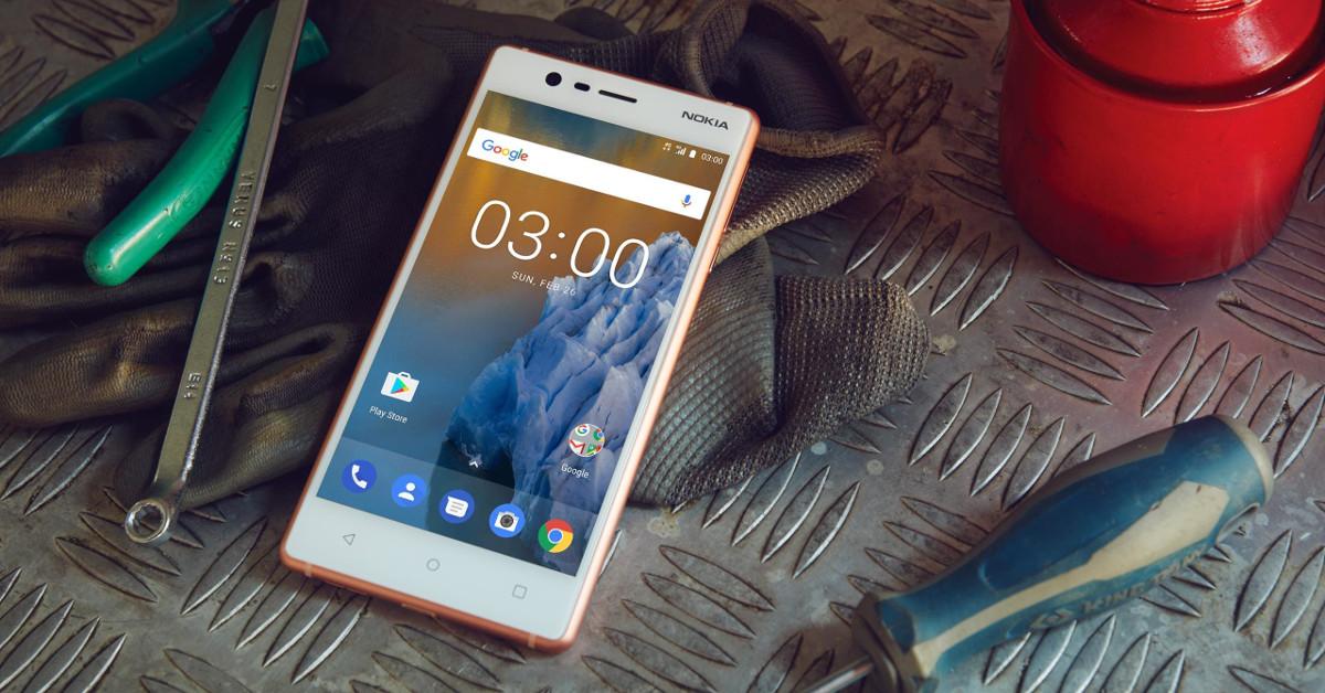Nokia 3通过SIRIM认证!即将在马来西亚开卖!