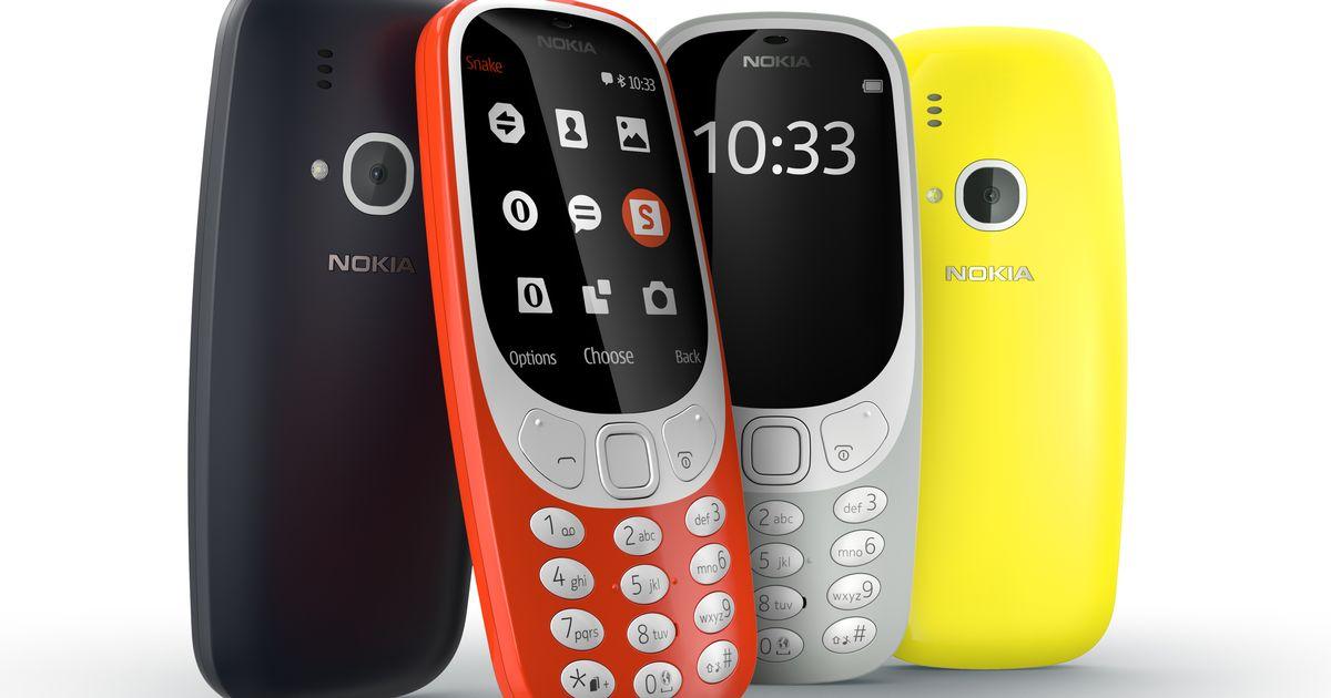 11Street让你预订最新Nokia 3310!
