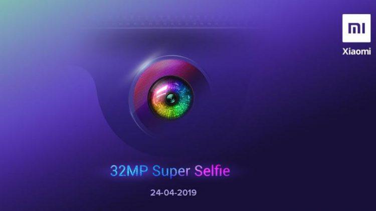 Redmi Y3 正式官宣!32MP前置摄像头+水滴屏!4月24日正式发布!