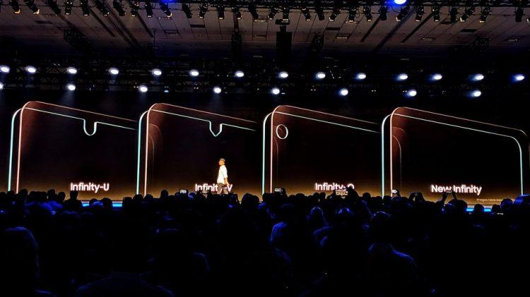 Samsung Galaxy A10/A30/A50完整配置曝光!Infinity U+Infinity V来了!