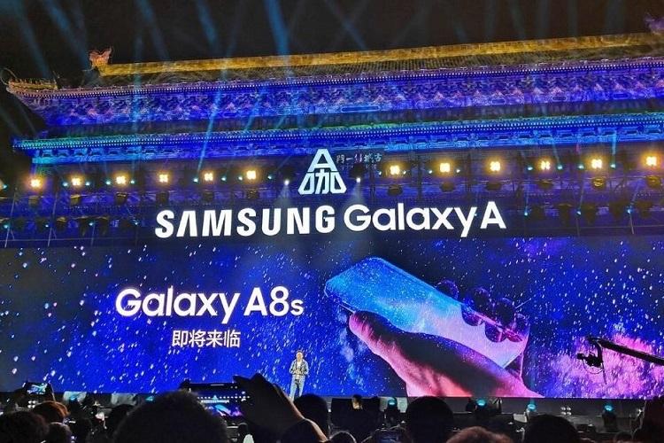 "Samsung Galaxy A8S 预告出炉了!搭载一项""首次采用""的技术!"