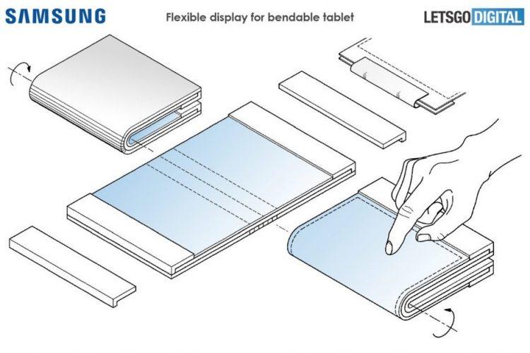 不仅折叠手机!Samsung还有大招未发!可折叠平板电脑就快来了?