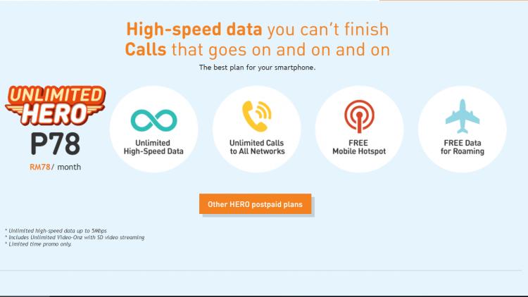 全马最便宜的网络服务配套来了!U Mobile Unlimited Data +