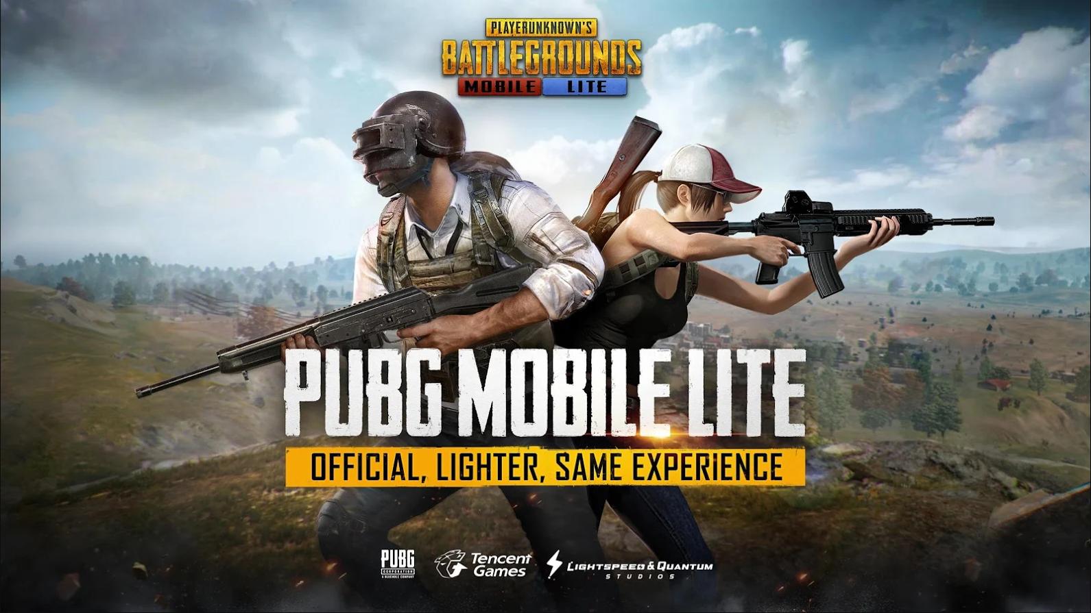 PUBG Mobile规格需求太高?现在竟然有PUBG Mobile Lite!