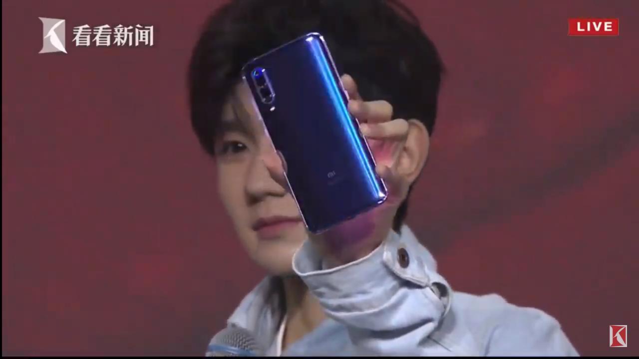 Xiaomi MI 9正式发布!Snapdragon 855+12GB RAM!售价为RM1814起!
