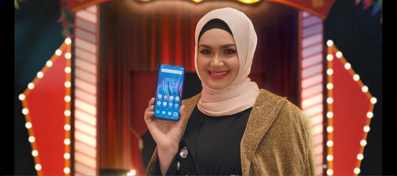 Vivo v15系列的预热视频公布!Vivo首款32MP升降式摄像头即将来马!