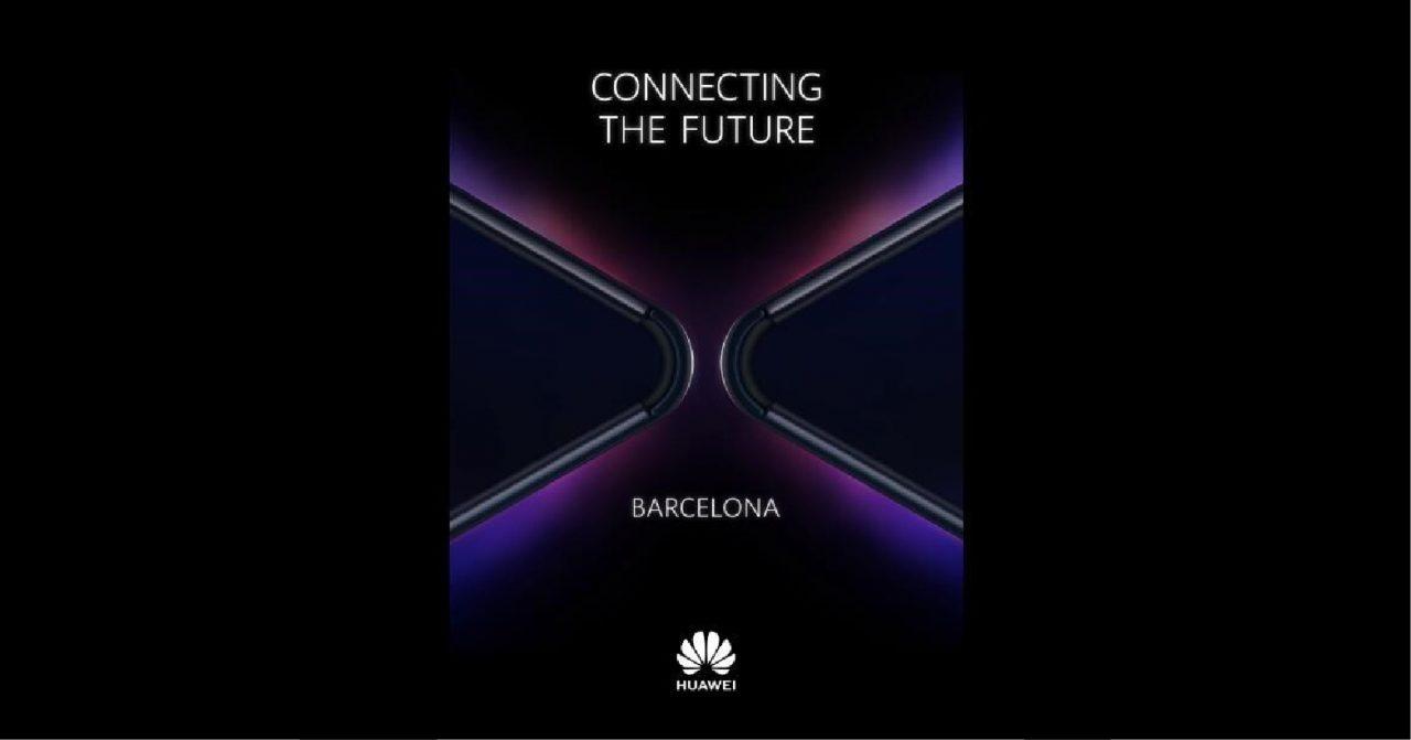 官方公布Huawei折叠手机的预热视频并表示3天后见!
