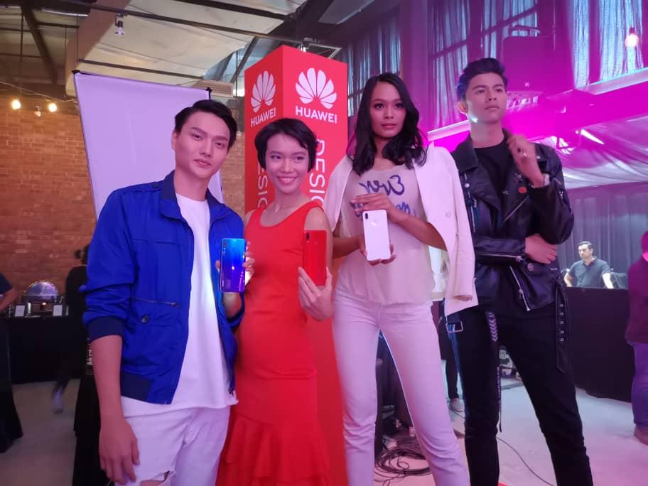 Huawei nova 3系列正式在大马发布:全新处理器、3D Qmoji、4x摄像头等,售价RM1249起!