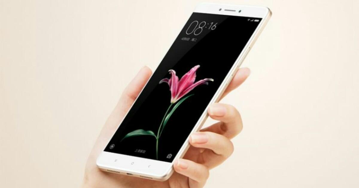 Xiaomi宣布在5月25日发布Xiaomi Mi Max 2!