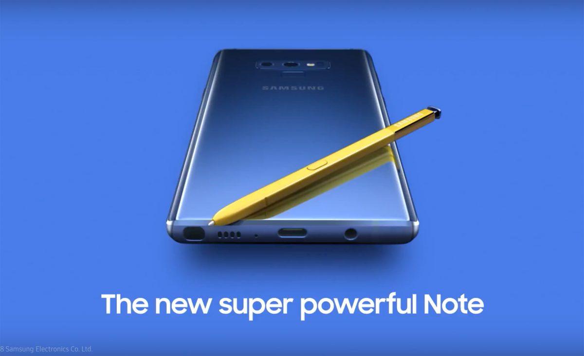纽约诉讼声称Samsung Galaxy Note 9在手提包中起火,Samsung作出回应: 没收到类似事件投报,正调查此事!