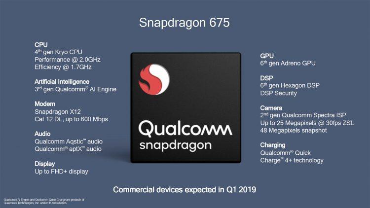 Snapdragon最新处理器出炉!跑分比Snapdragon 835/710更强!