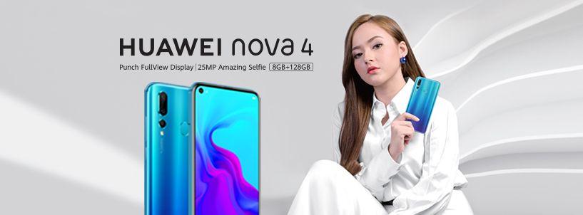 隐藏功能?Huawei Nova 4影片当铃声,连剪辑影片也有AI加持!
