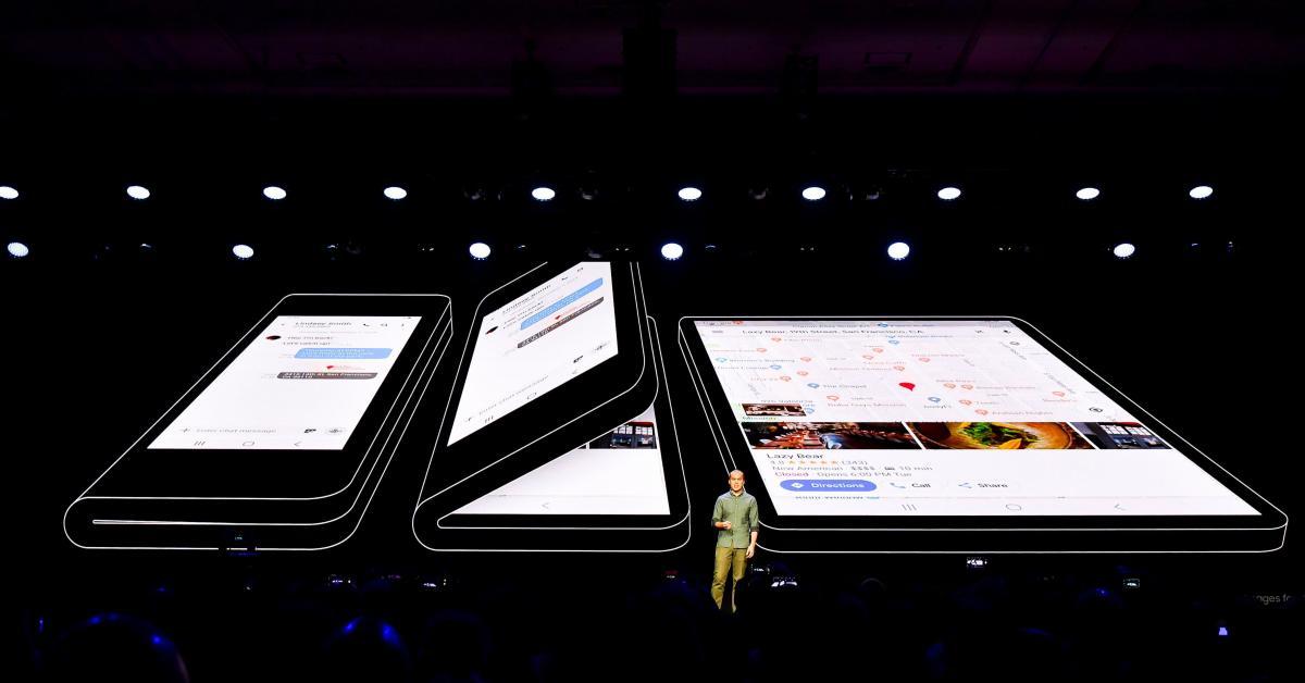 不仅是样品!Samsung可折叠手机备货百万台!售价约RM7397!