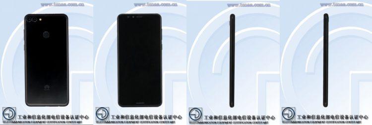 Huawei Nova 3系列出现在工信部!