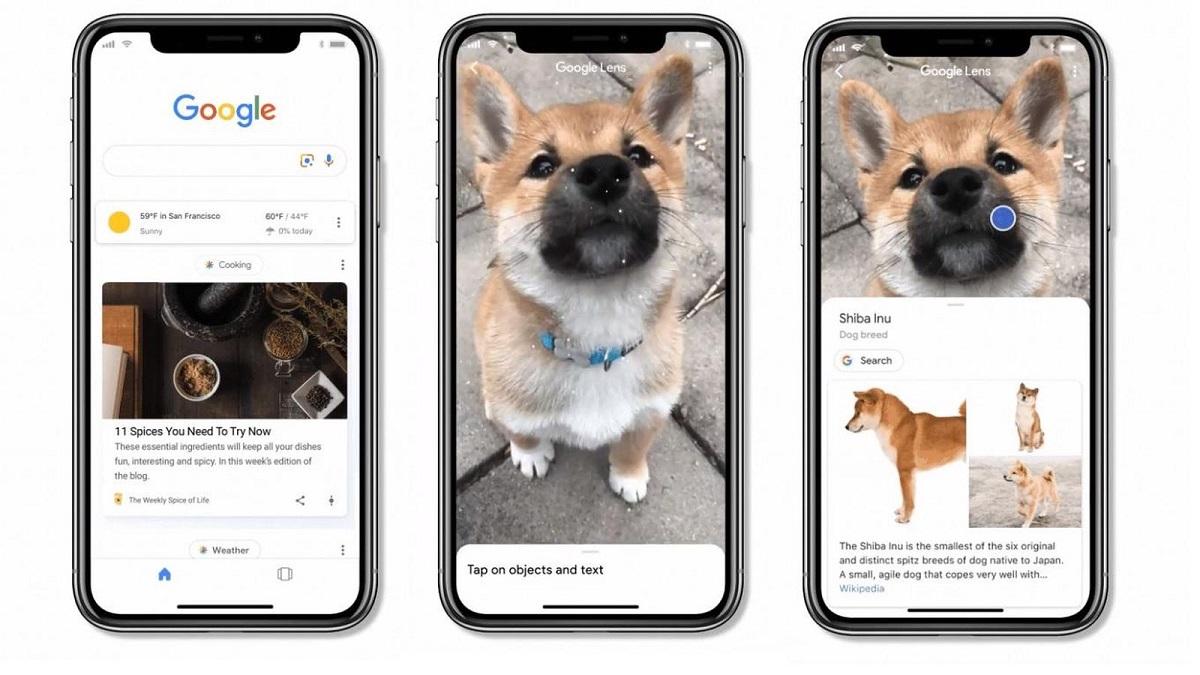 Google Lens正式登陆iOS平台!
