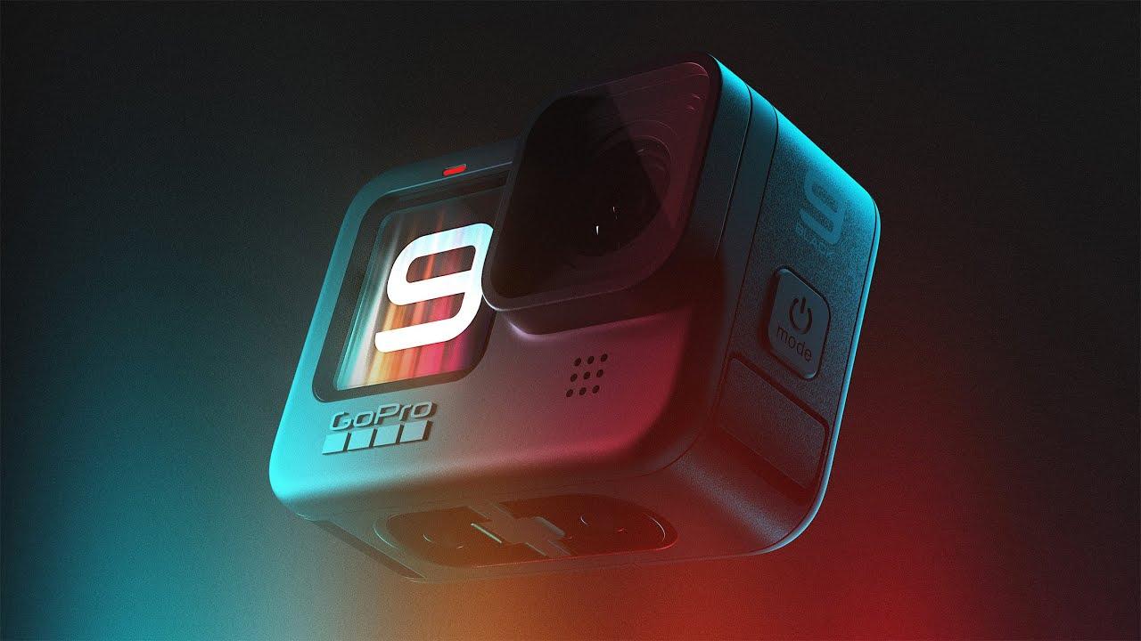 GoPro Hero 9 Black??:??5K????+????!??RM1871! - TechNave ???