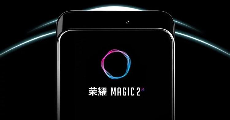Honor Magic 2 手机曝光了!搭配了 Kirin 980+8GB RAM还有智能助手YOYO !