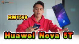 【Huawei Nova 5T首次上手体验!】