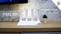 HUAWEI WiFi AX3 将在7月10日正式开卖!