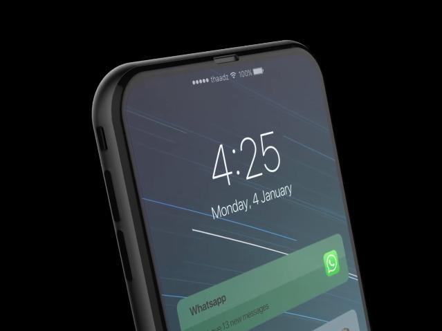 2019 iPhone将搭配不同的异形屏设计以及USB Type-C插口?价钱保持不变!