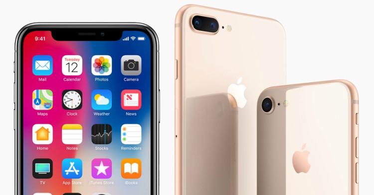 iPhone 8和iPhone X卖不出的原因曝光:旧款Apple设备太耐用!