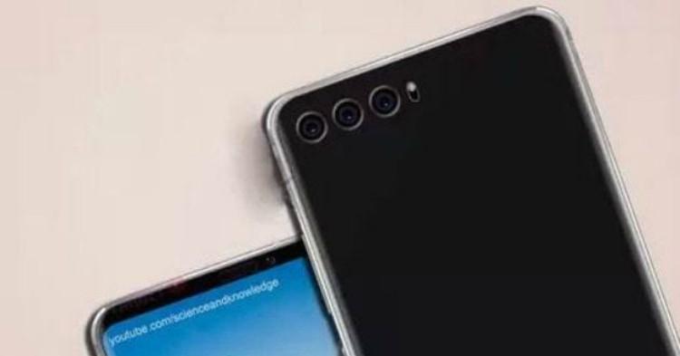 Huawei P20系列三款机型曝光:后置徕卡三摄+新配色!