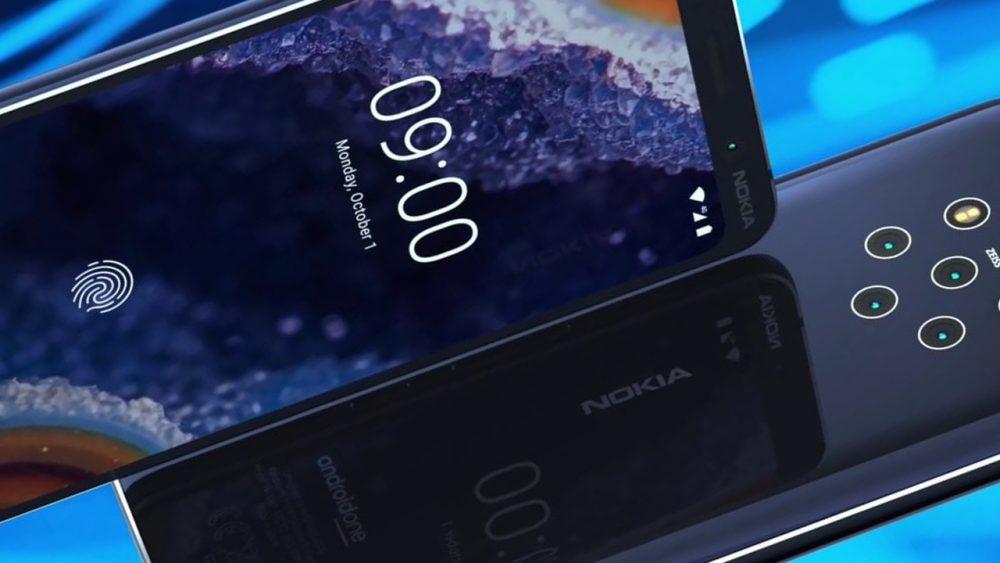 新一代Nokia 9 PureView曝光:Snapdragon 855并且支持5G!