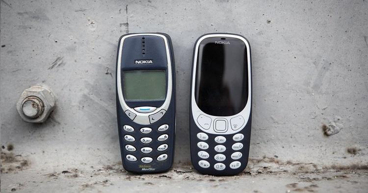 Nokia 3310 销售量出乎意料!复兴版Nokia 3310市场需求量惊人!搜索量提升了797%!