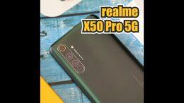 realme X50 Pro 5G上手视频!