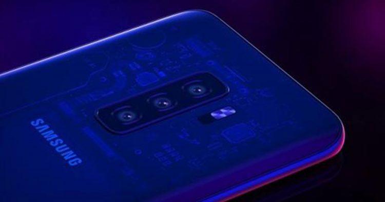 全面屏竞争将被终结?Samsung Galaxy S10或将搭载屏下摄像头!