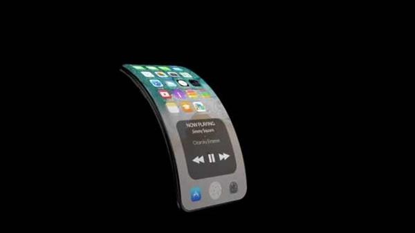 Apple密谋折叠屏iPhone手机:外形史上最大变化!全面屏+屏幕折叠手机?!