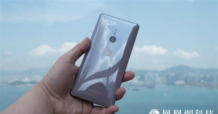 香港发布Sony Xperia XZ2,四种配色颜值高:水光银、琉璃黑、森湖黑、紫晶粉! 5.7寸全面屏,Snapdragon 845处理器,电池容量3180mAh!