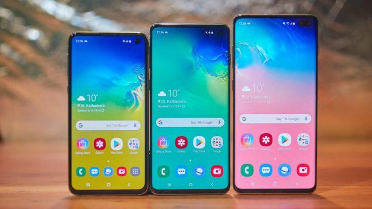 Samsung正在研发屏下摄像头!